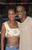 Vivica A Fox Photo - Vivica A Fox and Miguel A Nunez Jr at the premiere of Warner Brothers Juwanna Mann at the Chinese Theater Hollywood 06-18-02