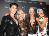 Sham Ibrahim Photo - Justin Jedlica Ava Capra Brandon Bailey Sham Ibrahimat the Ava Capra 21st Birthday Party Sponsored by Andrew S Warren Real Estate Group and Photomundo International Entertainment Private Location Beverly Hills CA 08-30-16