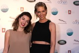 Ava Deluca-Verley Photo - Ava Deluca-Verley Jenna Elfmanat the 2014 LA Modernism Show Opening Night 3Lab Culver City CA 04-25-14