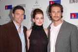 Anson Mount Photo - Anson Mount Anne Hathaway and Oliver Hudson at the Defense For Children International Fundraiser at the Beverly Hills Mercedes Benz Showroom Beverly Hills CA 05-12-04