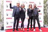 Joe Walsh Photo - Marjorie Bach Joe Walsh Barbara Bach Ringo Starrat Ringo Starrs Birthday Fan Gathering Capitol Records Hollywood CA 07-07-15