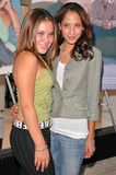 Asia Smith Photo - Asia Smith and Christel Khalil at the InStyle Magazine Launch Party for the new LA boutique Mitchell Gold LA 7960 Third St Los Angeles CA 09-21-04