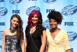 Jessica Meuse Photo - Kristen OConnor Jessica Meuse Majesty Roseat the American Idol Season 13 Finale Nokia Theater Los Angeles CA 05-21-14