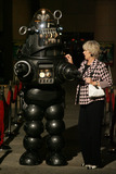 Anne Francis Photo - Robby The Robot and Anne Francisat the 50th Anniversary Gala Screening of Forbidden Planet Egyptian Theatre Hollywood CA 11-08-06