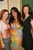 Andrea Harrison Photo - Phoebe Price Fileena Bahris and Andrea Harrison at the launch party for Fileena Bahris Shooting Stars Jewelry Collection Merle Norman Studio City CA 12-19-04