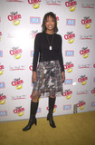 Aisha Tyler Photo - Aisha Tyler at the Operation Deliver America USO benefit sponsored by Diet Coke with Lemon and hosted by the cast of Just Shoot Me Spago Beverly Hills 12-03-01