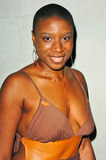Aisha Hinds Photo - Aisha Hinds at the Bluefish Concierge hosted Launch Party for Blue Magazine The Concorde Hollywood CA 02-05-05