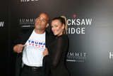 Nicole Miller Photo - Tito Ortiz Amber Nicole Millerat the Hacksaw Ridge Screening Samuel Goldwyn Theater Beverly Hills CA 10-24-16