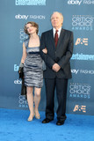 Annette OToole Photo - Annette OToole Michael McKeanat the 22nd Annual Critics Choice Awards Barker Hanger Santa Monica CA 12-11-16