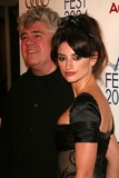 Audy Photo - Pedro Almodovar and Penelope Cruz at a screening of Bad Education presented by the AFI Fest and Audi Arclight Cinerama Dome Hollywood CA 11-07-04
