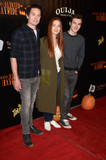 Annalise Basso Photo - Henry Thomas Annalise Basso Parker Mackat the Los Angeles Haunted Hayride 8th Annual VIP Black Carpet Event Griffith Park Los Angeles CA 10-09-16