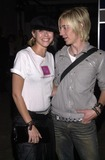 Alex Band Photo - Jennifer Sky and Alex Band at the Chrysler Gen Arts launch of the new PT Studios in Hollywood CA 09-12-02