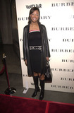 Aisha Tyler Photo -  Aisha Tyler at the grand opening of the Burberry Store in Beverly Hills to benefit the Shakespeare Festival LA 10-25-01