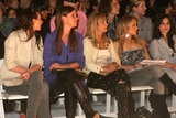 Ally Hilfiger Photo - Nicky Hilton with Hayden Panettiere and Ally Hilfigerat day three of the 2007 Mercedes-Benz Fashion Week Fall Collection Smashbox Studios Culver City CA 03-20-07