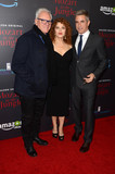 Bernadette Peters Photo - Malcolm McDowell Bernadette Peters Dermot Mulroneyat the Mozart In The Jungle Special Screening and Concert The Grove Los Angeles CA 12-01-16