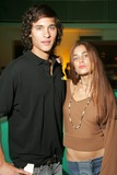 Alex Rodriguez Photo - Alex Rodriguez and Katie Chonacasat the Cris beauty spa and party featuring Nectar of the Gods Avalon Hotel Beverly Hills CA 10-06-05