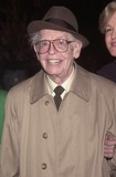 Milton Berle Photo -  Milton Berle at the St Patricks Day party in Century City to benefit the Fragile X Foundation 03-17-00