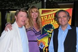 Joe Dante Photo - Larry Cohen Laurene Landon and Joe Danteat the Trailers From Hell show party and celebrity QA Silent Movie Theater Los Angeles CA 07-10-11