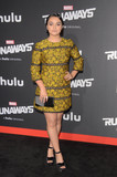 Ariela Barer Photo - Ariela Barerat the Marvels Runaways Los Angeles Premiere Bruin Theater Westwood CA 11-16-17