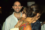 Ahmet Zappa Photo - Ahmet Zappa Angie Harmon and Selma Blair at Mr Chows Restaurant in Beverly Hills CA 08-10-04