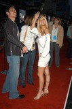 Jessica Simpson Photo - Nick Lachey and Jessica Simpson at the world premiere of Columbia Pictures Charlies Angels - Full Throttle at the Chinese Theater Hollywood CA 06-18-03