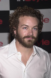 Avant Photo -  DANNY MASTERSON at the InStyle Magazines exhibition of avante-garde artist Bryten Goss work Quixote Studios West Hollywood 06-28-01