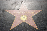 Johnny Carson Photo - Johnny Carsons Star on the Hollywood Walk of Fame Hollywood CA 01-23-05