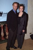 Lea Thompson Photo -  David Hyde Pierce and Lea Thompson at A Night At Sardis benefitting Alzheimers Research Beverly Hills 03-01-00