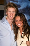 Thad Luckinbill Photo - Thad Luckinbill and Heidi Mueller at the World Premiere of Warner Bros Gothika at Mann Village Theater Westwood CA 11-13-03