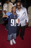 Lil Bow Wow Photo -  Lil Bow Wow and Jermaine Dupri at the premiere of Paramounts Hardball at Paramount Studios Hollywood 09-10-01