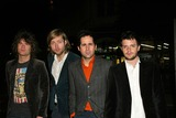 The Killers Photo - The Killers at the world premiere of Warner Bros Alexander at the Chinese Theater Hollywood CA 11-16-04