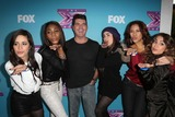 Fifth Harmony Photo - Simon Cowell Fifth Harmonyat the The X Factor Season Finale News Conference CBS Televison City Los Angeles CA 12-17-12