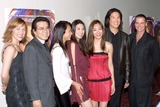 Jeff Fahey Photo - Faleena Hopkins Jimmy Lee Christina Ma Annie Lee Angie Lee Phillip Moon and Jeff Fahey at the Hollywood Premiere Screening of Close Call  in the ArcLight Cinemas Hollywood CA 04-16-04