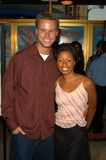 Angel Parker Photo - Eric Nenninger and wife Angel Parker at a special screening of MGMs Legally Blonde 2 Red White  Blonde at Mann National Theater Westwood CA 07-01-03