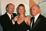 Deborah Rennard Photo - Paul Haggis with Deborah Rennard and his fatherat the 2006 Writers Guild Awards Hollywood Palladium Hollywood CA 02-04-06