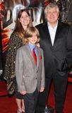 Andrzej Bartkowiak Photo - Andrzej Bartkowiak and familyat the premiere of Doom Universal City Cinemas Universal City CA 10-17-05