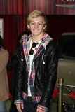 Ross Lynch Photo - LOS ANGELES - NOV 12  Ross Lynch arrive at the Muppets World Premiere at El Capitan Theater on November 12 2011 in Los Angeles CA