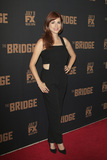 Aya Photo - LOS ANGELES - JUL 7  Aya Cash at the The Bridge Premiere Screening at the Pacific Design Center on July 7 2014 in West Hollywood CA