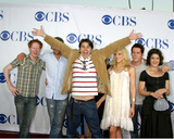 Andrea Anders Photo - The Class Cast   (Not in order) Andrea Anders jon Bernthal Lizzy Caplan Jesse Tyler Ferguson Heather Godenhersh Sean Maguire Lucy Punch Jason RitterCBS TCA PartyPadadena CAJuly 15 2006
