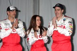 Adam Carolla Photo - LOS ANGELES - APR 3  Eddie Cibrian Kate del Castillo Adam Carolla at the 2012 Toyota ProCeleb Race Press Day at Toyota Long Beach Grand Prix Track on April 3 2012 in Long Beach CA