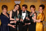 Amy Nutall Photo - LOS ANGELES - JAN 27  Actress Penelope Wilton actress Michelle Dockery actor Allen Leech actress Amy Nutall and actress Sophie McSheara pose in the press room at the 2013 Screen Actors Guild Awards at the Shrine Auditorium on January 27 2013 in Los Angeles CA