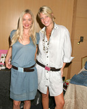 April OBrien Photo - Jennifer Gareis  cousin April OBrienGBK Productions Emmy Gifting LoungeSofitel HotelAugust 24  25 2006