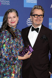 Giselle Photo - PALM SPRINGS - JAN 17  Gisele Schmidt Gary Oldman at the 30th Palm Springs International Film Festival Awards Gala at the Palm Springs Convention Center on January 17 2019 in Palm Springs CA