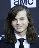 Chandler Riggs Photo - LOS ANGELES - OCT 22  Chandler Riggs at the The Walking Dead 100th Episode Celebration at the Greek Theater on October 22 2017 in Los Angeles CA
