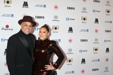 Adrienne Houghton Photo - LOS ANGELES - NOV 30  Israel Houghton Adrienne Houghton at the Ebony Power 100 Gala on the Beverly Hilton Hotel on November 30 2018 in Beverly Hills CA