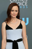 Alexis Bledel Photo - LOS ANGELES - JAN 11  Alexis Bledel at the 23rd Annual Critics Choice Awards at Barker Hanger on January 11 2018 in Santa Monica CA