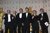 Andrew Jones Photo - Presenters Bradley Cooper and Gerard Butler (both center) pose with (L-R) Joe Letteri Stephen Rosenbaum Richard Baneham and Andrew Jones winners of Best Visual Effects for Avatarin the Press Room of the 82nd Academy AwardsKodak TheaterLos Angeles CAMarch 7 20102010 Kathy Hutchins  Hutchins Photo