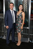 Billy Slaughter Photo - LOS ANGELES - OCT 16  Billy Slaughter Alix Angelis at the Geostorm Premiere at the TCL Chinese Theater IMAX on October 16 2017 in Los Angeles CA