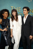 Yara Shahidi Photo - LOS ANGELES - MAY 13  Yara Shahidi Ry Russo-Young Charles Melton at the The Sun Is Also A Star World Premiere at the Pacific Theaters at the Grove on May 13 2019 in Los Angeles CA