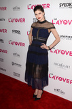 Alexandra Daddario Photo - LOS ANGELES - AUG 23  Alexandra Daddario at the The Layover Los Angeles Premiere at the ArcLight Theater on August 23 2017 in Los Angeles CA